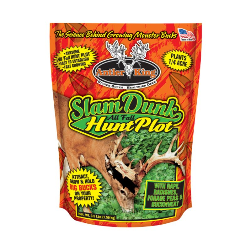 Antler King Slam Dunk All-Fall 3.5 lb. Hunt Plot - Game Feed And Supplements at Academy Sports thumbnail