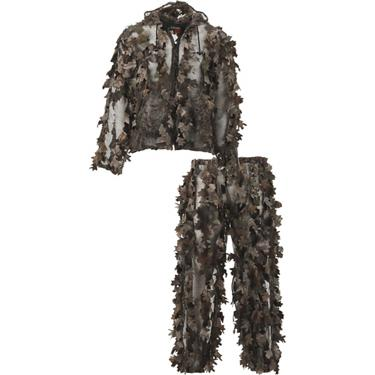 71704d63ac3c2 Game Winner Men's Instacover 3-D Leafy Camo Hunting Suit   Academy