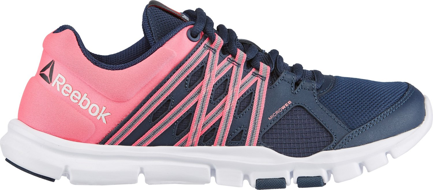 Display product reviews for Reebok Women s YourFlex Trainette 8.0 L MT  Training Shoes 6650f4aec