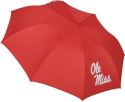 "Storm Duds University of Mississippi 42"" Automatic Folding Umbrella"