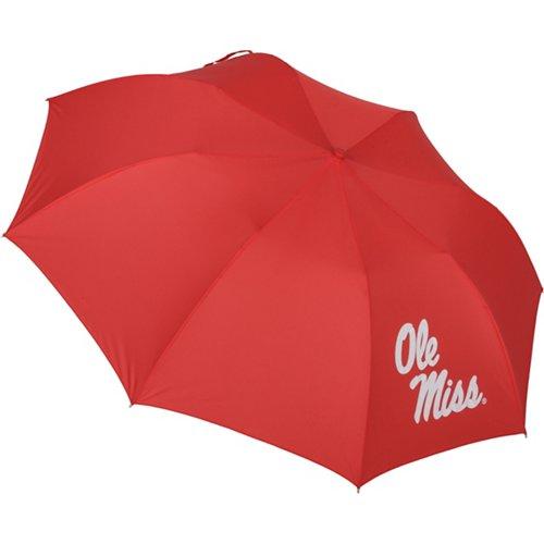 Storm Duds University of Mississippi 42' Automatic Folding Umbrella