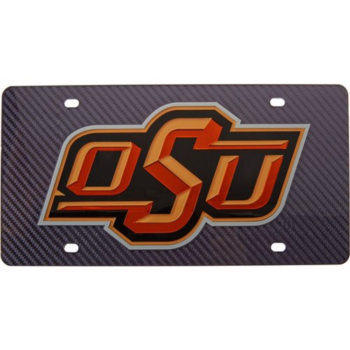 Stockdale Oklahoma State University License Plate