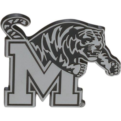 Stockdale University of Memphis Chrome Freeform Auto Emblem