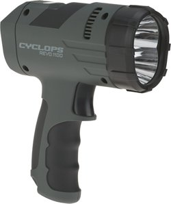 Cyclops Revo 1100 LED Rechargeable Hand-Held Spotlight