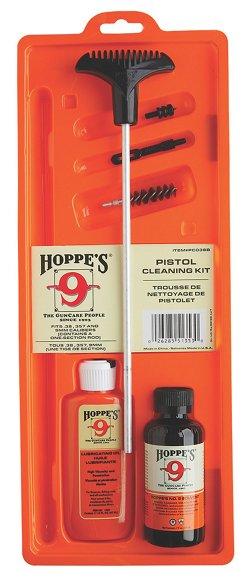 Hoppe's .38/.357 Pistol Cleaning Kit