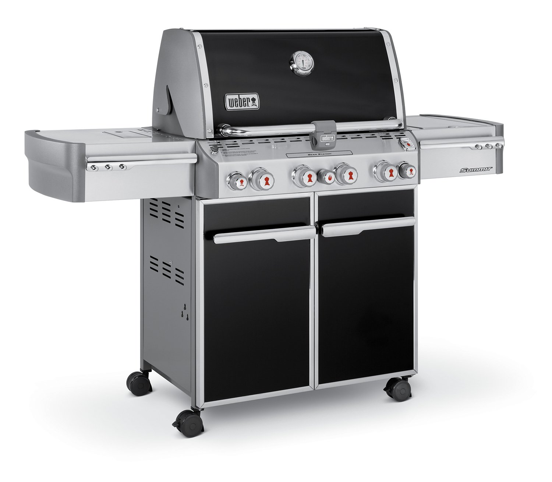 Weber® Summit® E-470™ 4-Burner Liquid Propane Gas Grill