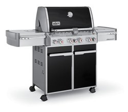 Weber® Summit® E-470™ 4-Burner Liquid Propane Gas Grill