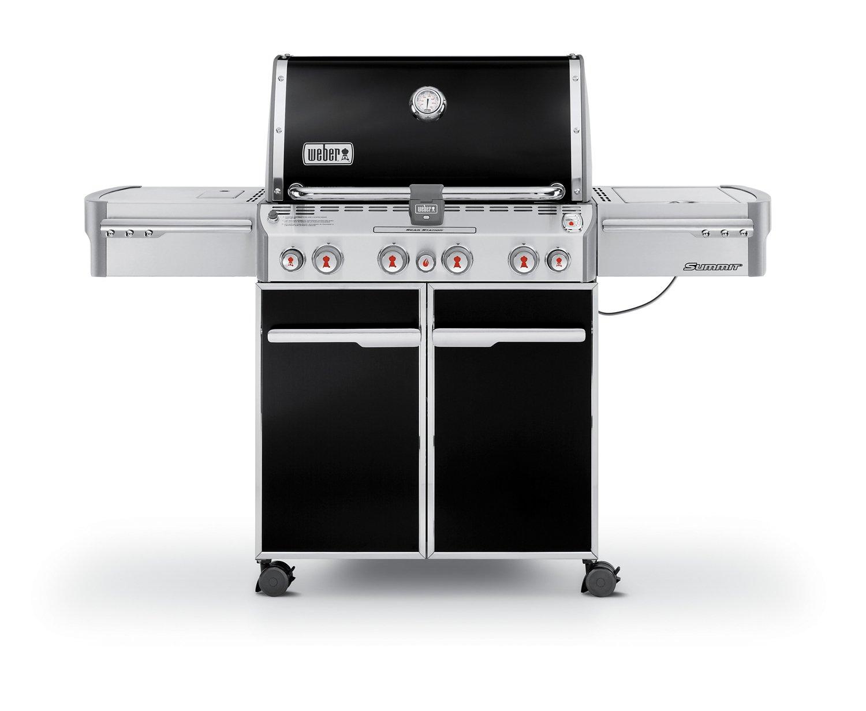 Weber® Summit® E-470™ 4-Burner Liquid Propane Gas Grill - view number 5