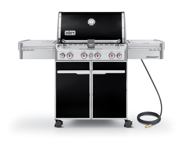 Weber® Summit® E-470™ 4-Burner Natural Gas Grill