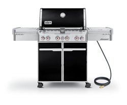 Weber® Summit® E-470™ 4-Burner Natural Gas Grill