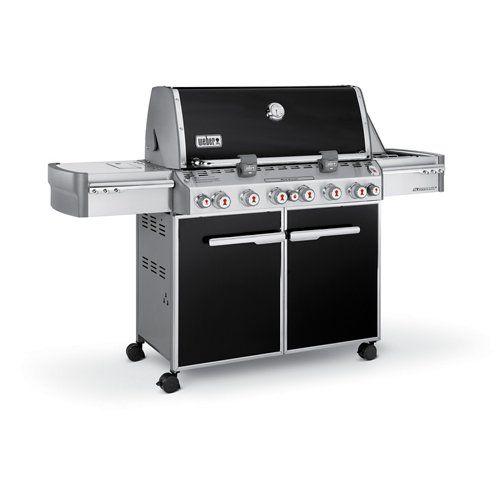 Weber® Summit® E-670™ 6-Burner Liquid Propane Gas Grill