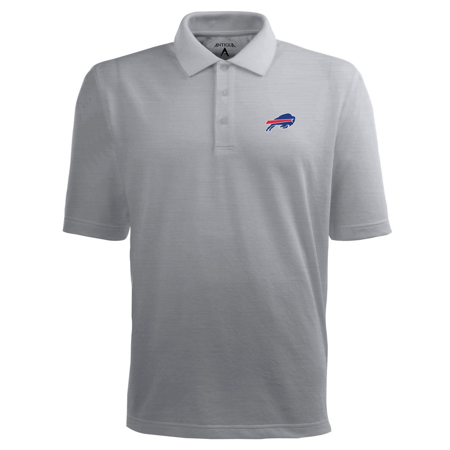 6358eb87 Antigua Men's Buffalo Bills Piqué Xtra-Lite Polo Shirt