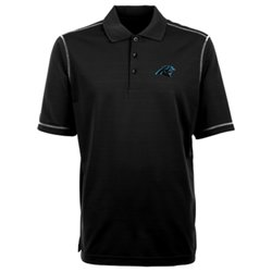 Antigua Men's Carolina Panthers Icon Polo Shirt