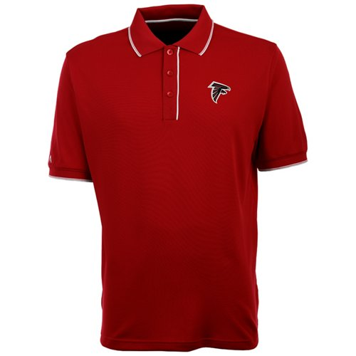 Antigua Men's Atlanta Falcons Elite Polo Shirt