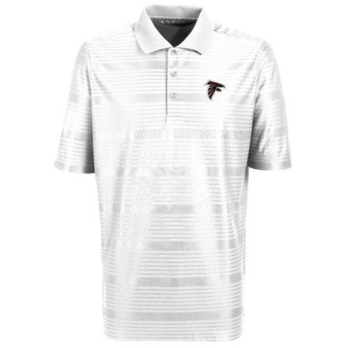 Antigua Men's Atlanta Falcons Illusion Polo Shirt