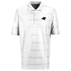 Antigua Men's Carolina Panthers Illusion Polo Shirt