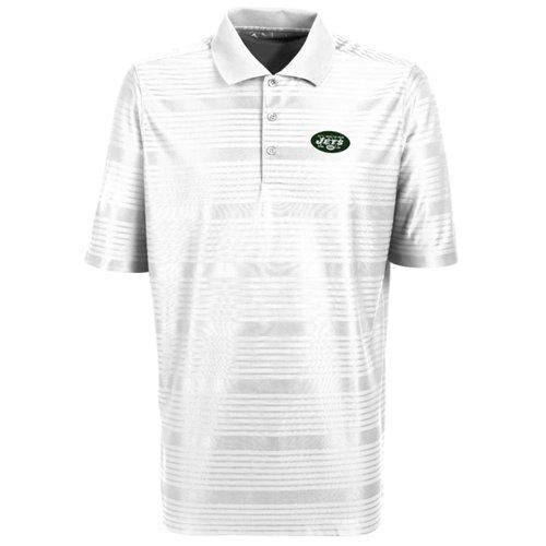Antigua Men's New York Jets Illusion Polo Shirt