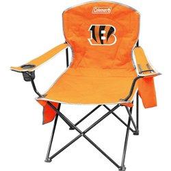 Coleman® Cincinnati Bengals Cooler Quad Chair