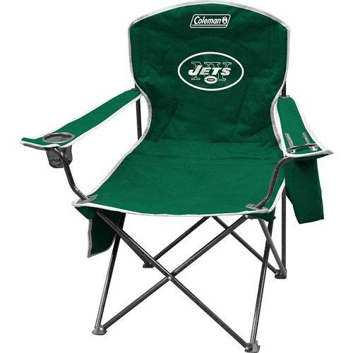 Coleman® New York Jets Cooler Quad Chair