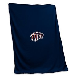 Logo™ University of Texas at El Paso Sweatshirt Blanket