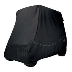 Quick-Fit Short Roof Golf Cart Cover