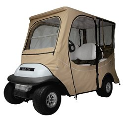 Fairway Collection FadeSafe™ Club Car® Precedent Golf Cart Enclosure