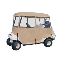 Fairway Deluxe 4-Sided Golf Cart Enclosure