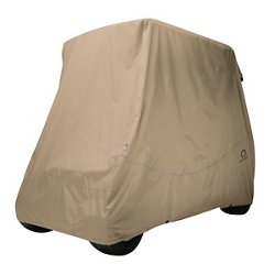 Quick-Fit Long Roof Golf Cart Cover