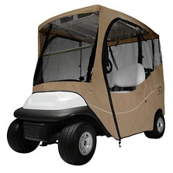 Short Roof Travel Golf Cart Enclosure