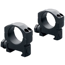 Mark 4 2-Piece 34 mm Diameter Scope Rings Set