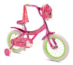 Girls' Love Bug 14 in Bicycle