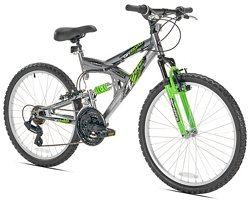Northwoods Z245 24 in 21-Speed Mountain Bicycle