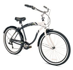 KENT Men's Oakwood Cruiser 26 in 7-Speed Bicycle