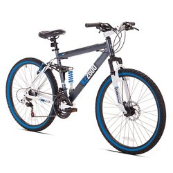 Adults' Thruster KZ2600 26 in 21-Speed Mountain Bicycle
