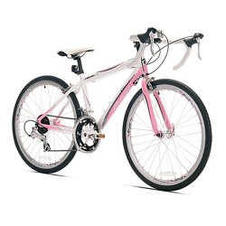 Girls' Libero 1.6 24 in 16-Speed Road Bicycle