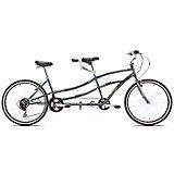 KENT Dual Drive 26 in 21-Speed Tandem Bicycle