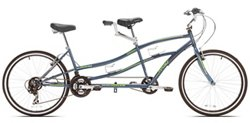 KENT Dual Drive 26 in 21-Speed Tandem Bicycle