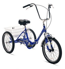 KENT Adults' Westport Folding Tricycle