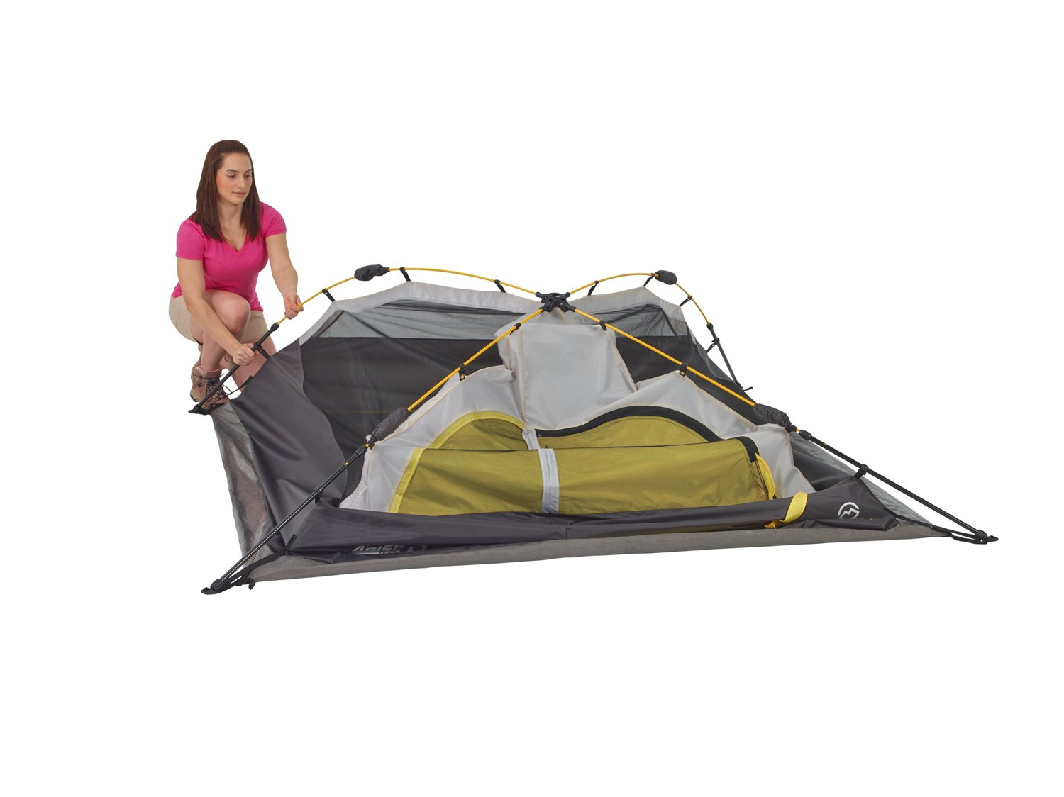 Magellan Outdoors SwiftRise Instant 3 Person Dome Tent - view number 9