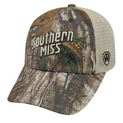 Top of the World Adults' University of Southern Mississippi Prey Cap