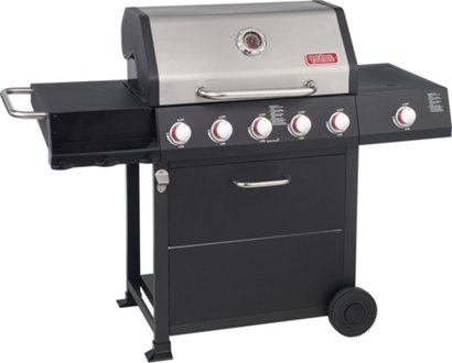 Outdoor Gourmet 5 Burner Gas Grill Gas Grills Hover Click To Enlarge