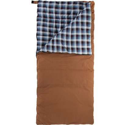 Magellan Outdoors S 5 Lbs Canvas Sleeping Bag