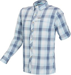 Men's Stone Cold Long Sleeve Button-Down Shirt