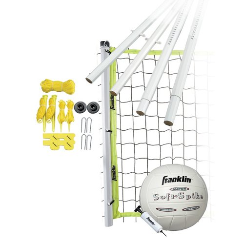 Franklin Sports Classic Volleyball Set