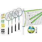 Franklin Badminton and Volleyball Set