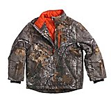 Carhartt Boys' Quilted Flannel Realtree Xtra Camo Jacket