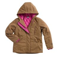 Carhartt Girls' Quick Duck Mountain View Quilted Jacket