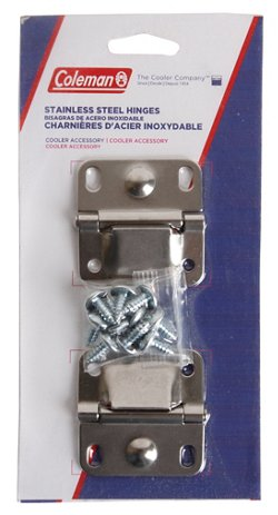 Coleman® Stainless Steel Cooler Hinges