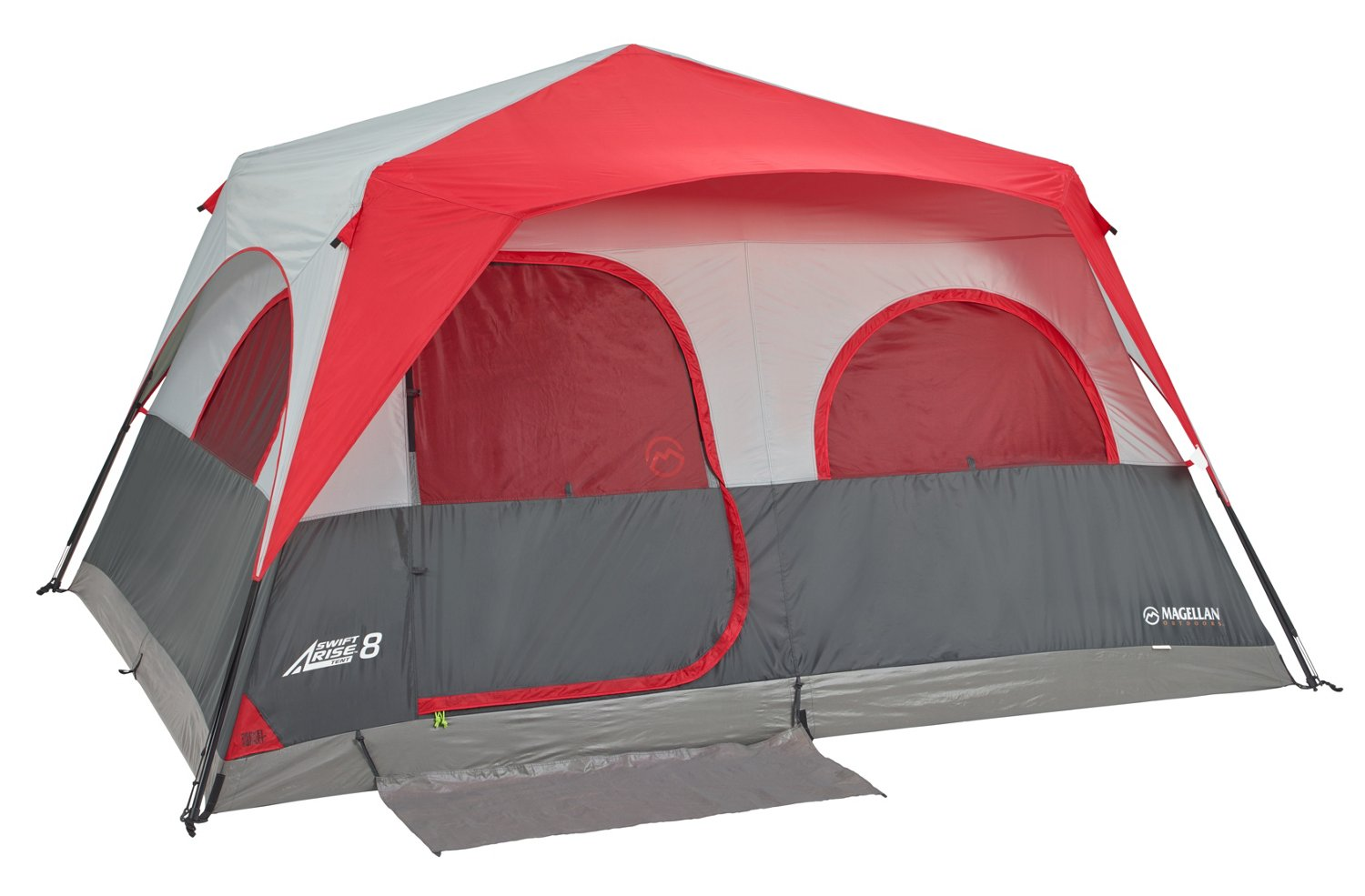 00befbbc8ab Display product reviews for Magellan Outdoors SwiftRise Instant 8 Person  Cabin Tent