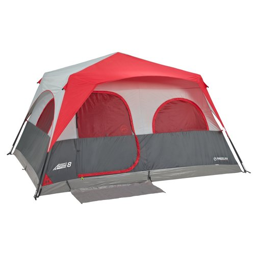 Magellan Outdoors SwiftRise Instant 8 Person Cabin Tent